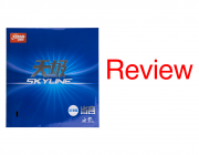 Review: Skyline 3 Provincial 40-degree Blue Sponge