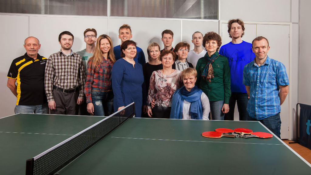 Tabletennis11 team