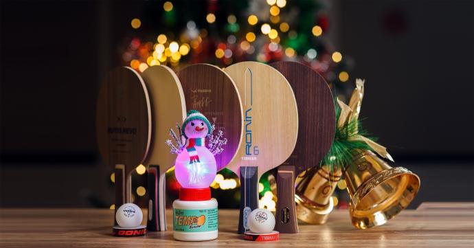 Table Tennis Christmas Giftts