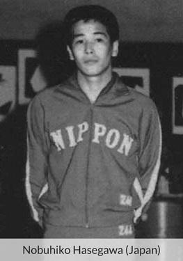 Nobuhiko Hasegawa (Japan)