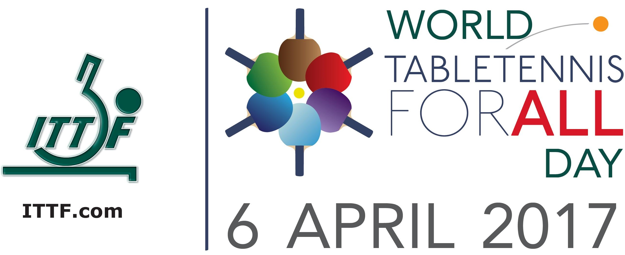 World Table Tennis Day