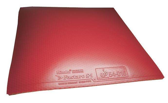 Nittaku Fastarc P 1 G 1 C 1 S 1 Table Tennis Rubbers